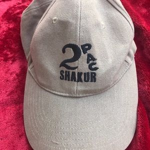 2Pac Shakur Dad Hat